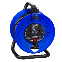 Thorsman 240v Cable Reel - 25m 13a