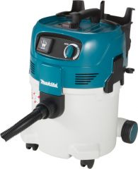 Makita M Class Dust Extractor/Vacuum 30L 240v with power take off VC3012M2