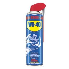 WD-40 450ml Spray c/w Smart Straw
