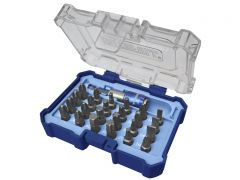Faithfull Quick Change 25 Piece Bit Set