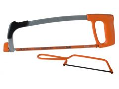 Bahco 317 Hacksaw & 239 Junior Hacksaw Twin Pack XMS19HACK2